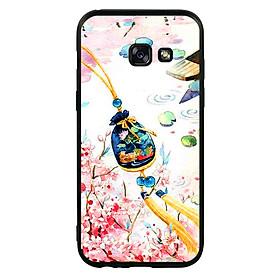 Hình đại diện sản phẩm Ốp lưng viền TPU cao cấp cho điện thoại Samsung Galaxy A3 2017 - Diên Hi Công Lược 03
