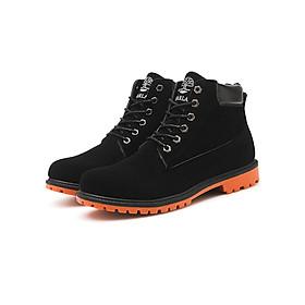 Giày Bốt Nam Thời Trang Cao Cấp Trẻ Trung - G105