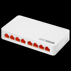 Bộ chuyển đổi Switch Totolink S808-Hàng Chính Hãng