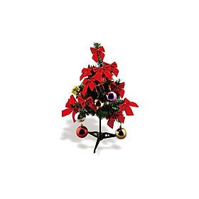 Bộ quà tặng gồm cây thông Noel (40cm) kèm đèn Giáng sinh