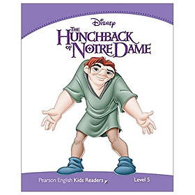 Level 5: Disney Pixar The Hunchback Of Notre Dame (Pearson English Kids Readers)