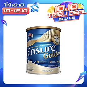 Sữa Bột Abbott Ensure Gold Vani 850g