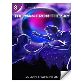 The Man from the Sky: Page Turners 8