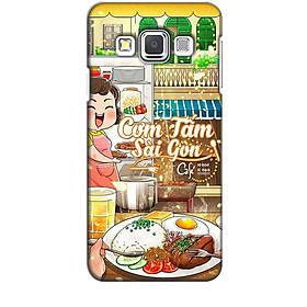 Ốp lưng dành cho điện thoại SAMSUNG GALAXY A3 Hình Cơm Tấm Sài Gòn - Hàng chính hãng