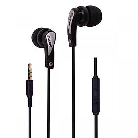 Tai nghe thể thao in-ear & earbud Senmai IN-502, kết nối jack 3.5mm (Màu ngẫu nhiên) - Hàng Chính Hãng