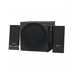 Bộ Loa Máy Tính Microlab M300BT 2.1 (USB, thẻ nhớ, FM, Bluetooth) - Hàng Chính Hãng