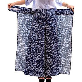 Váy chống nắng dạng quần 3451 (mẫu ngẫu nhiên)