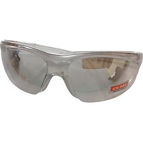 Kính đi đướng chống bụi bảo vệ mắt khỏi tia UV400,tiện lợi khi mang theo,chống chói nắng khi đi đường - Màu bạc