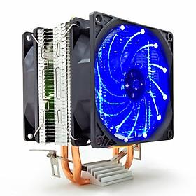 Hình đại diện sản phẩm Tản Nhiệt Tháp CPU Colerman M200 - Màu Xanh
