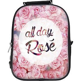 Balo In Hình All Day Rose BLGI025
