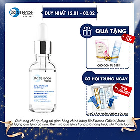 Tinh chất dưỡng ẩm Bio-water Bio gel Vitamin B5 30ml