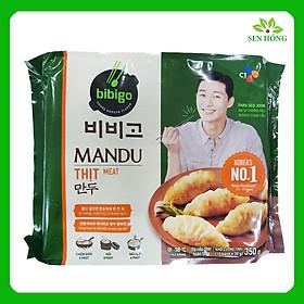 [Chỉ Giao HCM] - Bánh Mandu nhân thịt Bibigo 350gr