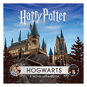 Harry Potter Hogwarts: A Movie Scrapbook (English Book)