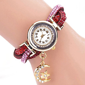 Women'S Watch Quartz Watch Casual 9 Colors Pointer Lady Wristwatches
