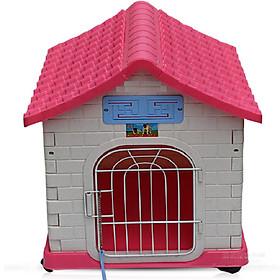 Nhà Nhựa Cho Chó Mèo LNN4021