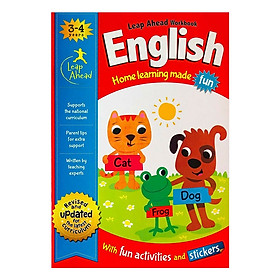 Leap Ahead: 3-4 Years English