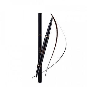 Bút kẻ mắt hai đầu HighTechnique Duo Eyeliner 0.5ml+0.14g