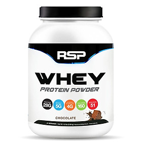 Sữa Tăng Cơ RSP Whey Protein Powder - 51 Liều dùng, 2.09kg