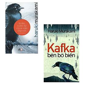 Combo Kafka Bên Bờ Biển + Biên Niên Ký Chim Vặn Dây Cót