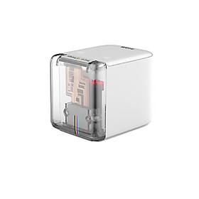 Máy in màu mini cầm tay di động Promax PrinCube (Mbrush-Kongten) in trên nhiều chất liệu(nhựa, vải, giấy, da) - Hàng nhập khẩu