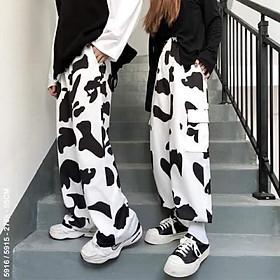 Quần đùi con bò sữa