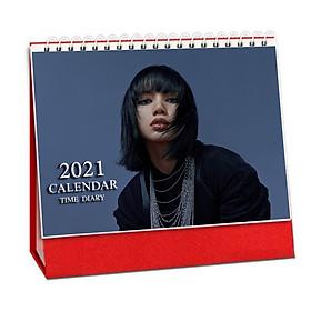 Lịch Lisa Blackpink 2021 lịch bàn