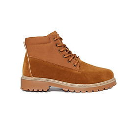 Giày Tăng Chiều Cao 8cm Da Lộn Tổng Hợp 9001VA + Tặng 2 Đôi Tất