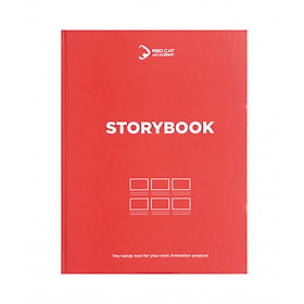 STORYBOOK: Sổ tay dành cho Animator, Motion Designer và Storyteller