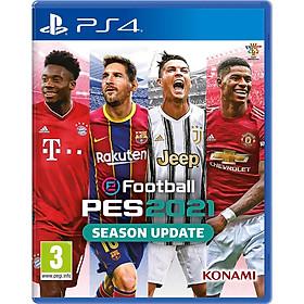 Đĩa Game PES 2021 Cho Playstation 4 - Chính Hãng