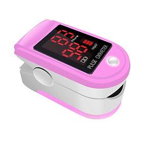 CMS50DL LED Fingertip Pulse Oximeter SPO2 Monitor Blood Oxygen Saturation Monitor