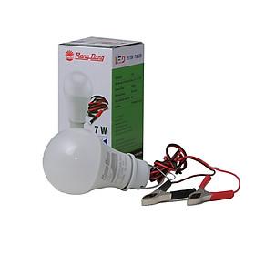 Bóng đèn LED A60N1 12-24VDC/7W  6500K SS
