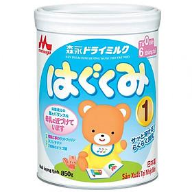 Sữa Morinaga Số 1 - Hagukumi (850g)
