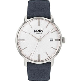Đồng Hồ Nam Henry London HL40-S-0351 REGENCY