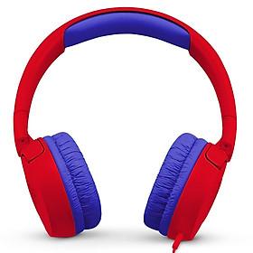JBL JR300 learning headphones headset low-light red headphones