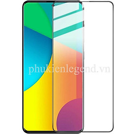 Miếng dán cường lực cho SamSung Galaxy A71 Full màn hình