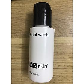 Sữa rửa mặt cho mọi da PCA Facial Wash 29ml