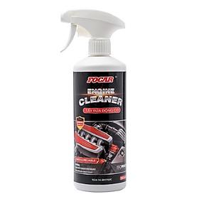 Bộ sản phẩm chăm sóc động cơ ô tô (Nước làm mát SI-OAT 1L + Dung dịch vệ sinh động cơ 500ml) - Tặng miếng thơm