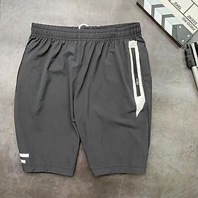 Quần short nam DOL vải gió dáng thể thao, phong cách quần sooc nam chất gió cao cấp co dãn