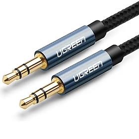 Cáp 2 đầu 3.5mm dương truyền âm thanh Ugreen 112AT60179AV Hàng chính hãng