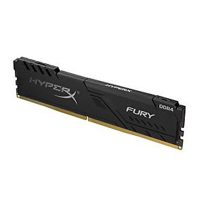 Ram PC Kingston HyperX Fury Black 8GB (1x8GB) Bus 3200MHz DDR4 CL16 Non-ECC HX432C16FB3/8 - Hàng Chính Hãng