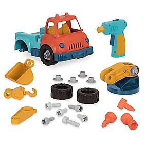 Bộ đồ chơi kỷ sư chế tạo xe tải BATTAT VE1011Z