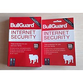 Phần mềm diệt virus BullGuard Internet Security - hàng chính hãng