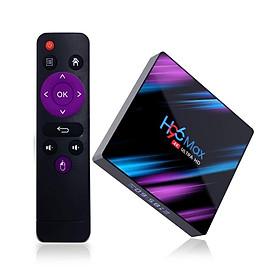Bộ TV Box Lõi Tứ Android 9.0 H96 Max-3318 (4K) (1080P)