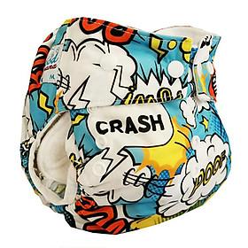 Bỉm vải Goodmama siêu chống tràn hình crash