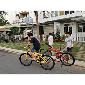 Xe đạp gấp thể thao địa hình Kingtong