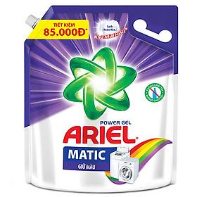 Nước Giặt Ariel Giữ Màu Túi 3.25Kg