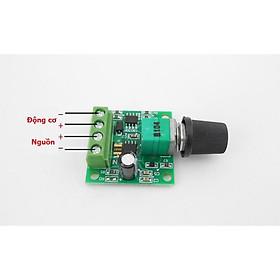 Mạch điều khiển tốc độ động cơ PWM 2A