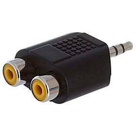 Jack chuyển đổi âm thanh 3.5mm sang AV