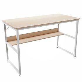 bàn làm việc 2 tầng, bàn học sinh REOO44