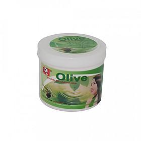 Dầu hấp dưỡng tóc LK tinh chất trái Oliu 500ml - 1000ml (Olive Repair Hair Treatment)